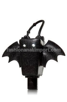 HAND SANITIZER HOLDER TYPE : HALLOWEN BAT (NO INNER)