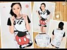 CT1111 MICKEY MOUSE NEWSPAPAER SHIRT