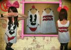 CTMO009-030, TANK TOP MICKEY WHITE
