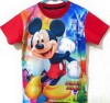 CTB019-19, MICKEY RED TEE