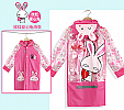 RCT002PN-055 JAS HUJAN (RAINCOAT) RABBIT PINK