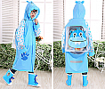 RCT003BU-062 JAS HUJAN (RAINCOAT) MONKEY BLUE