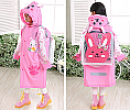 RCT003PN-062 JAS HUJAN (RAINCOAT) PINKY RABBIT