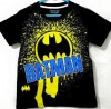 CTB012-019, BATMAN SPLASH YELLOW TEE FULL COTTON