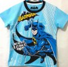 CTB014-019, BATMAN BLUE TEE FULL COTTON