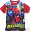CTB016-19, SPIDERMAN ACTION RED TEE