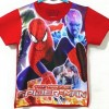 CTB017-19, AMAZING SPIDERMAN ACTION RED TEE