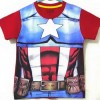 CTB029-19,CAPTAIN AMERICA BODY TEE