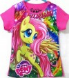 CTB022-19, PONY HOT PINK TEE