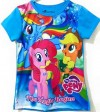 CTB024-19, PONY FAMILY BLUE TEE