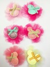 ACC207-004, MINNIE TUTU HAIR CLIP