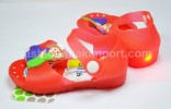 SDL19RE JELLY SHOES SOFIA&FRIEND RED sz 18-23
