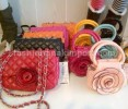 CB 11 flower BAG with ROSES
