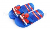 SDL32-41 SANDAL SPIDERMAN BLUE (24) SIZE: 24 - 35