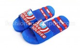 SDL33-41 SANDAL CAPTAIN BLUE (24) SIZE 24-29