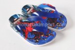 SDL35-36 SANDAL JEPIT SPIDERMAN BLUE (24) SIZE: 24 - 35